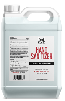 1/2 Gallon Hand Sanitizer