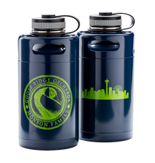 64oz Blue Growler