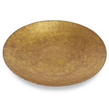 Large Gold Bowl