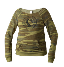 Camo Women's Sweatshirt