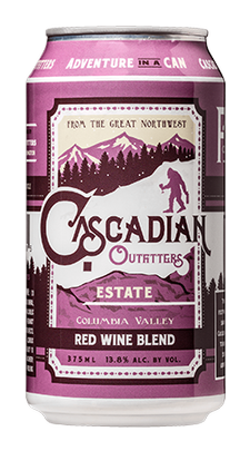 Cascadian Red
