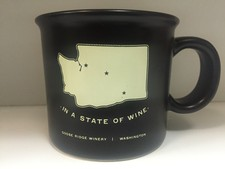 In a state of wine mug Image