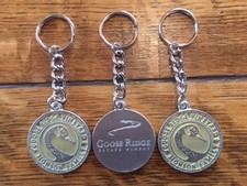 GR Logo Key Chain