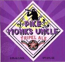 Monk's Uncle Beer Image