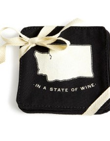In A State of Wine Coasters
