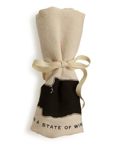 In A State of Wine Towel