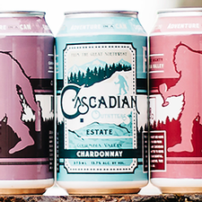 Cascadian Variety 6 Pack