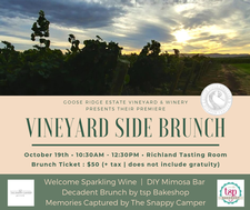 Vineyard Side Brunch