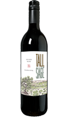 2017 Tall Sage Red